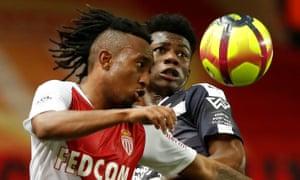 Monaco's Gelson Martins