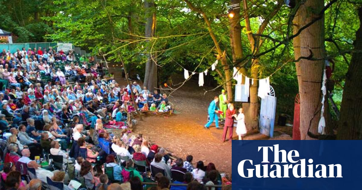 Theatre in the Forest outdoor venue to open at Sutton Hoo