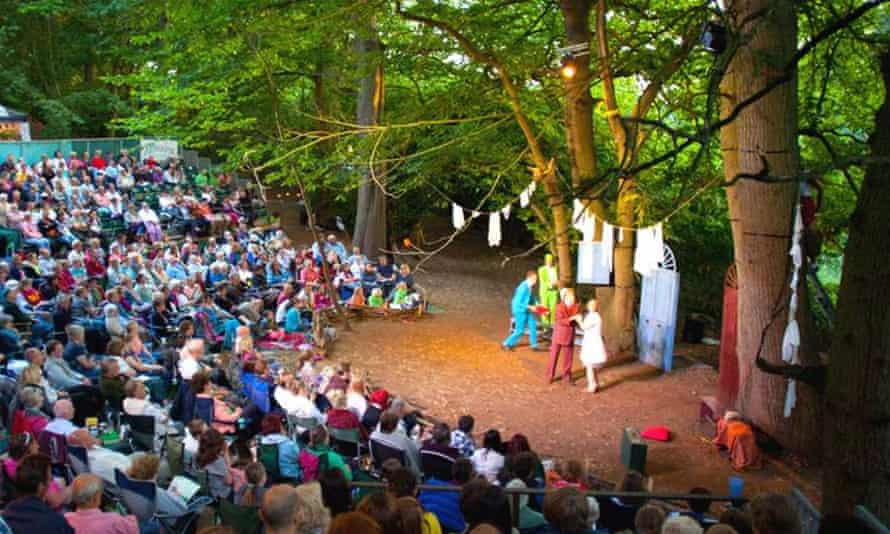 The popular open-air productions have been performed for more than 20 years, with many of them staged at Jimmy's Farm.