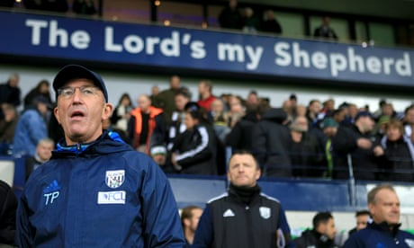 Reassessing Tony Pulis, a manager who has gone on the attack this season