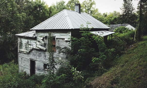 America's poorest white town: abandoned by coal, swallowed