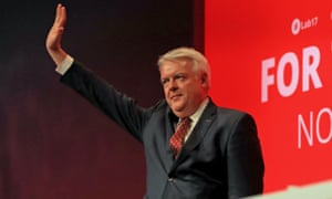 Carwyn Jones, the head of the Welsh assembly