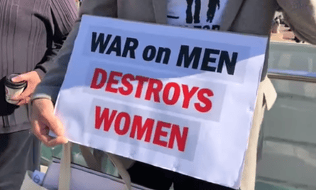 sign from march for men