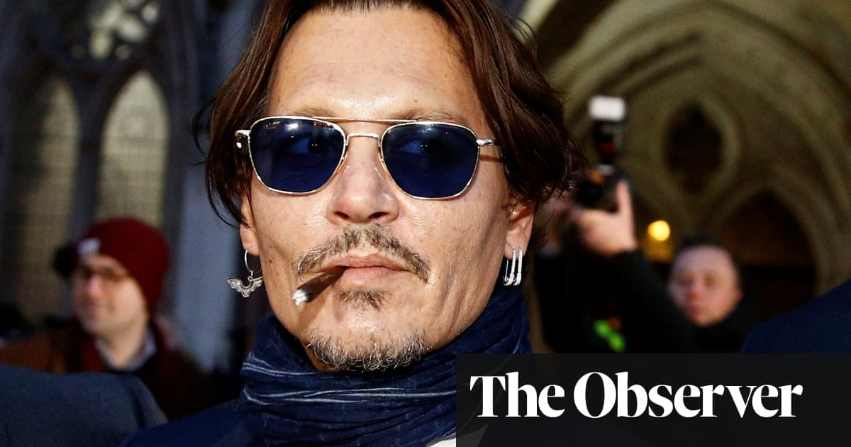 Hollywood comes to the high court for Johnny Depp face-off