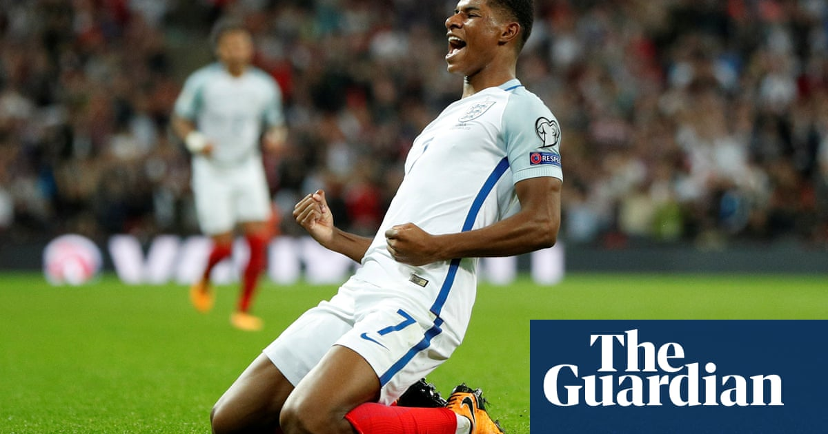 19e2dd1cd136 Ronaldo the inspiration for Marcus Rashford as England face Brazil test