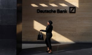 Sajid Javid was on the board of Deutsche Bank, which was at the heart of much of the mis-selling that capsized the global economy.