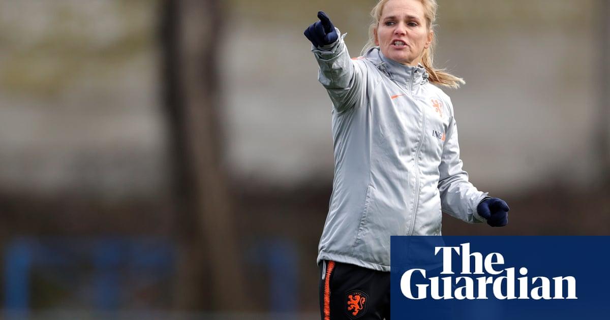 Sarina Wiegman emerges as favourite to be next England manager