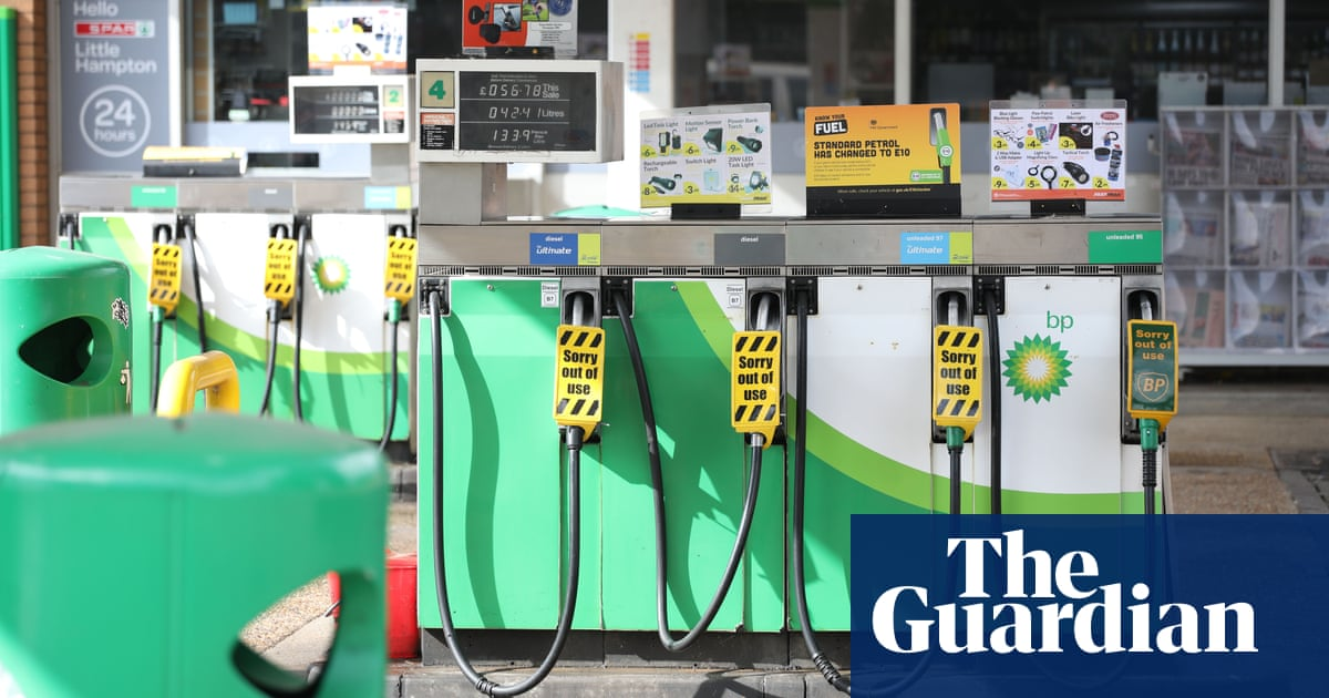 Tell us: how have UK fuel shortages affected you?