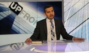 Mehdi Hasan on UpFront
