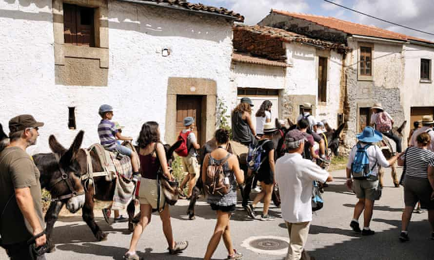 L Burro I L Gueiteiro festival, Portugal
