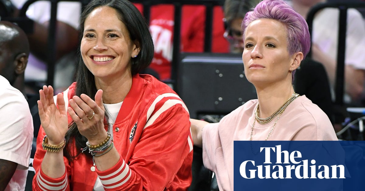 Rapinoe among 500 athletes urging US supreme court to protect abortion rights