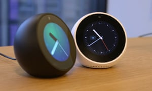Echo Spot: 'smart clock' launched as Amazon seeks to lock