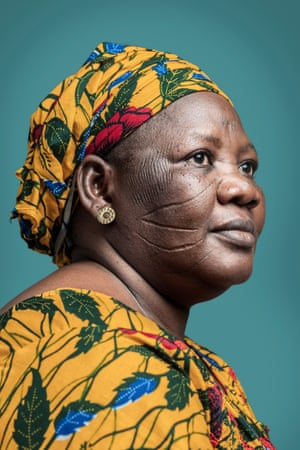 Mme Djeneba, Hââbré, the Last Generation series, 2013-2014.