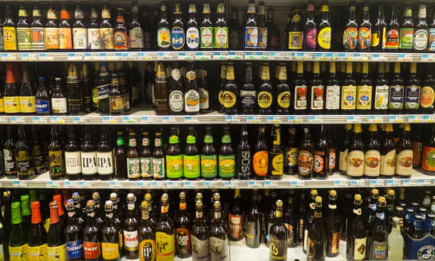 Craft beer has been toppled from the consumer top slot, but craft brewers are now tapping into the no- and low-alcohol market.