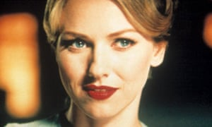 Naomi Watts as the envious lead character in Mulholland Drive.