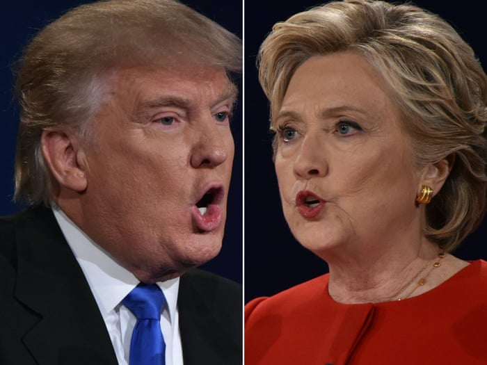 Hillary Clinton surges in polls as Donald Trump campaigns in Florida – as  it happened | US news | The Guardian