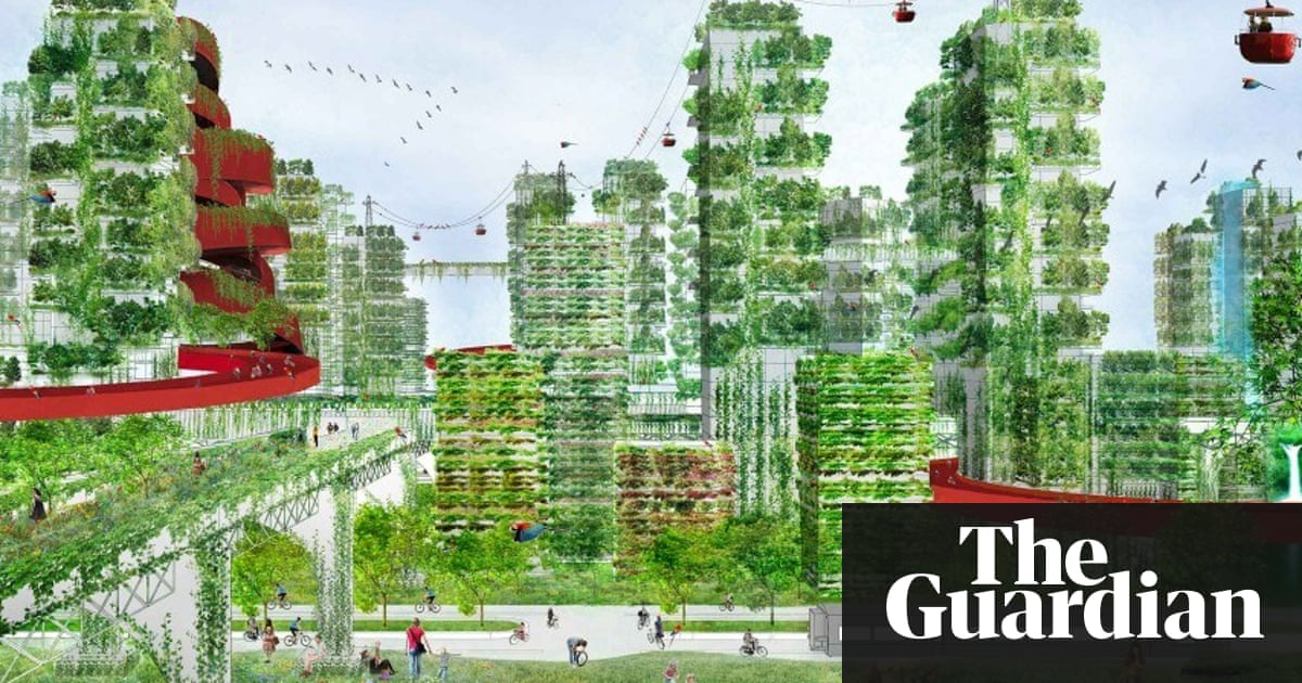 Forest cities the radical plan to save china from air pollution cities the guardian