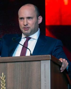 Naftali Bennett, Israeli education minister