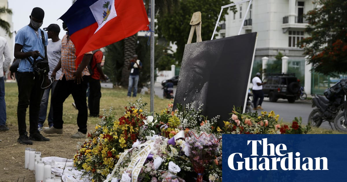The assassination of Haiti's leader remains shrouded in mystery: 'We may never know'