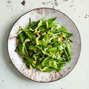 Ed Smith's Frenchish peas.