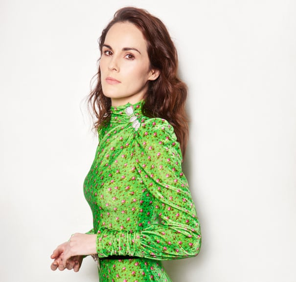 Michelle Dockery: 'I consider myself a widow' | Television