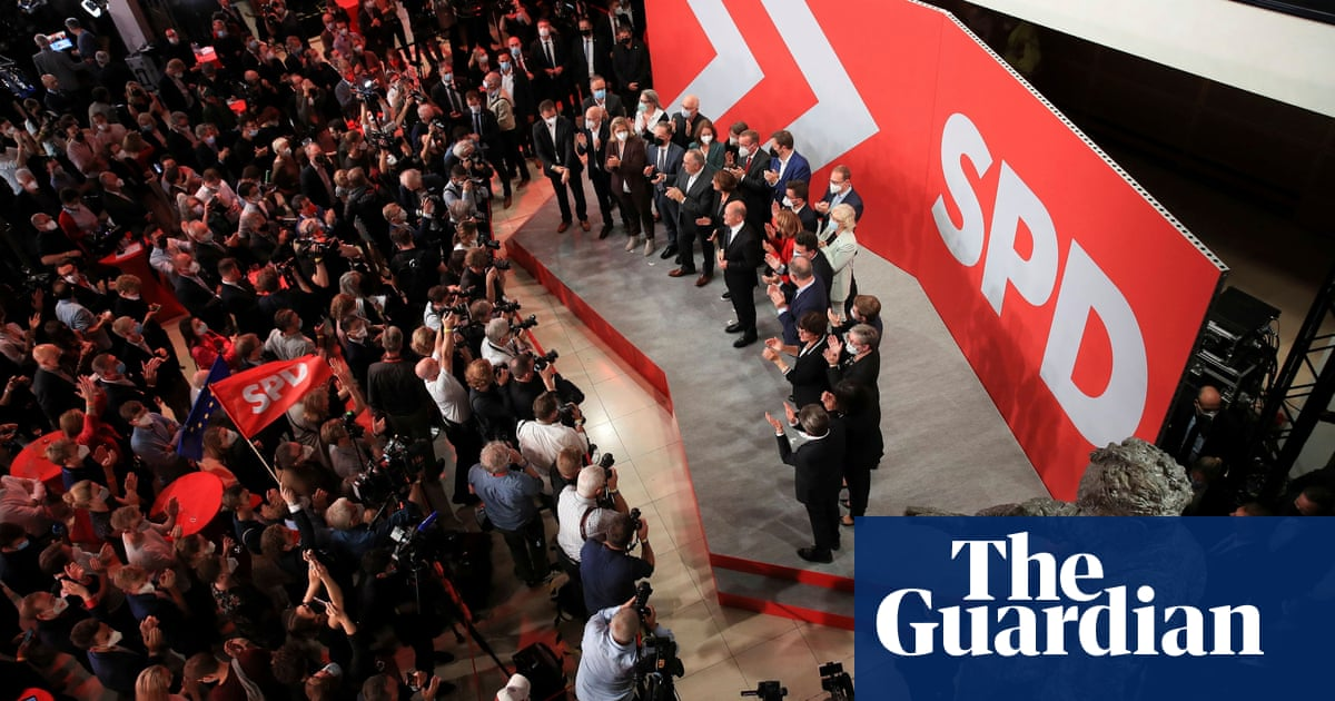 After SPD win in Germany, is Europe's centre left on the rise?