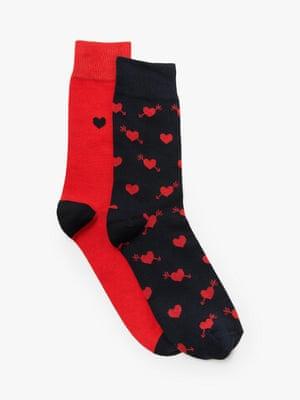 Socks, £8, johnlewis.com