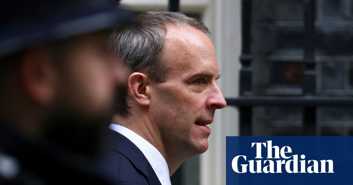 Raab summons EU official as anger grows over UK vaccine export claims