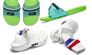 dc070a342c1 From Sock Crocs to bum bag sandals: fashion's perfect storm of shoe ...
