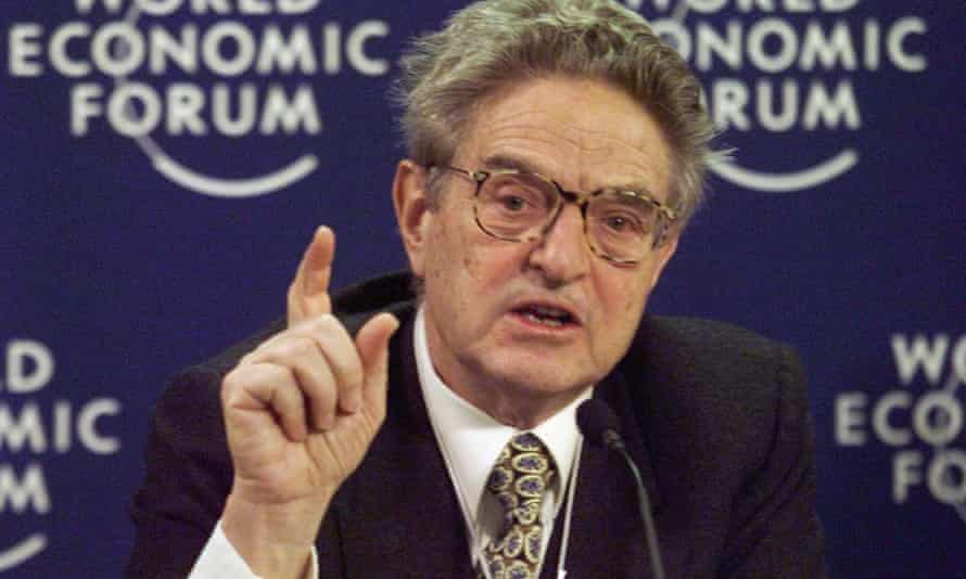 Definers attempted to portray George Soros as a key funder of Freedom from Facebook, a coalition of allied groups including the online racial justice organization Color of Change.