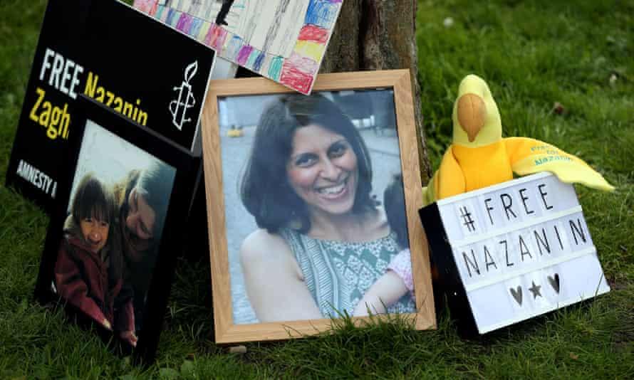 A photo of Nazanin Zaghari-Ratcliffe