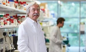 Prof Adrian Hayday