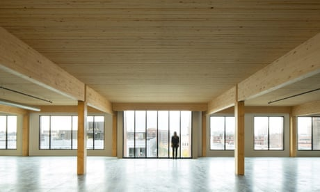 Why wood is back at the top of the tree for architects