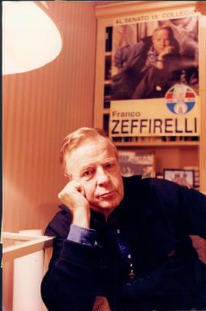 Franco Zeffirelli in 1994