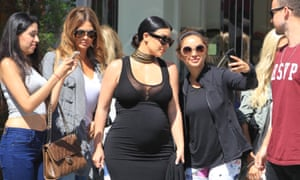 Keeping up with the Kardashians means paying other women to