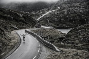 Haute Route Norway 2018 around Kjerag Rock brought spectacular landscapes.