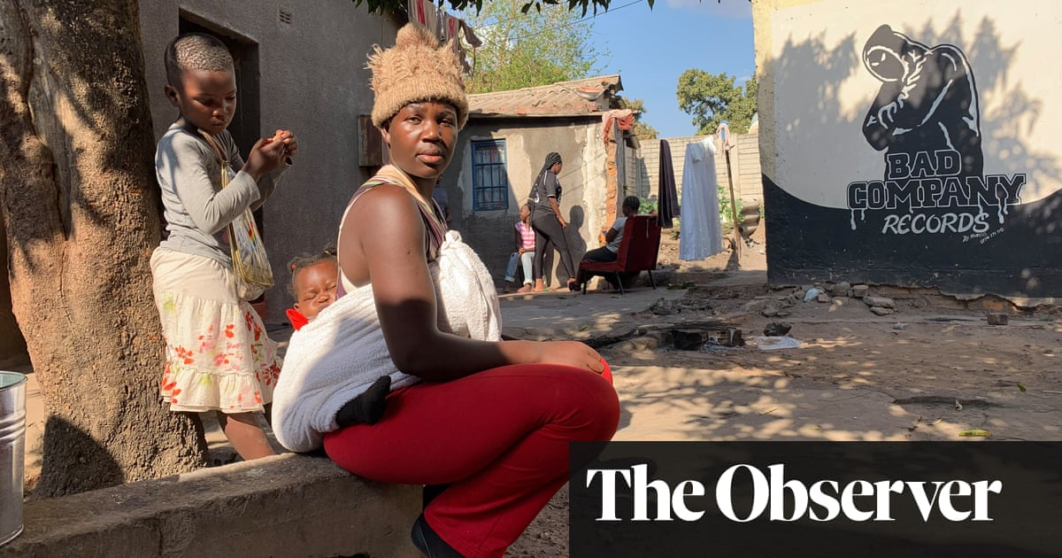 Hungry kids collapse as looters take millions': life in today's