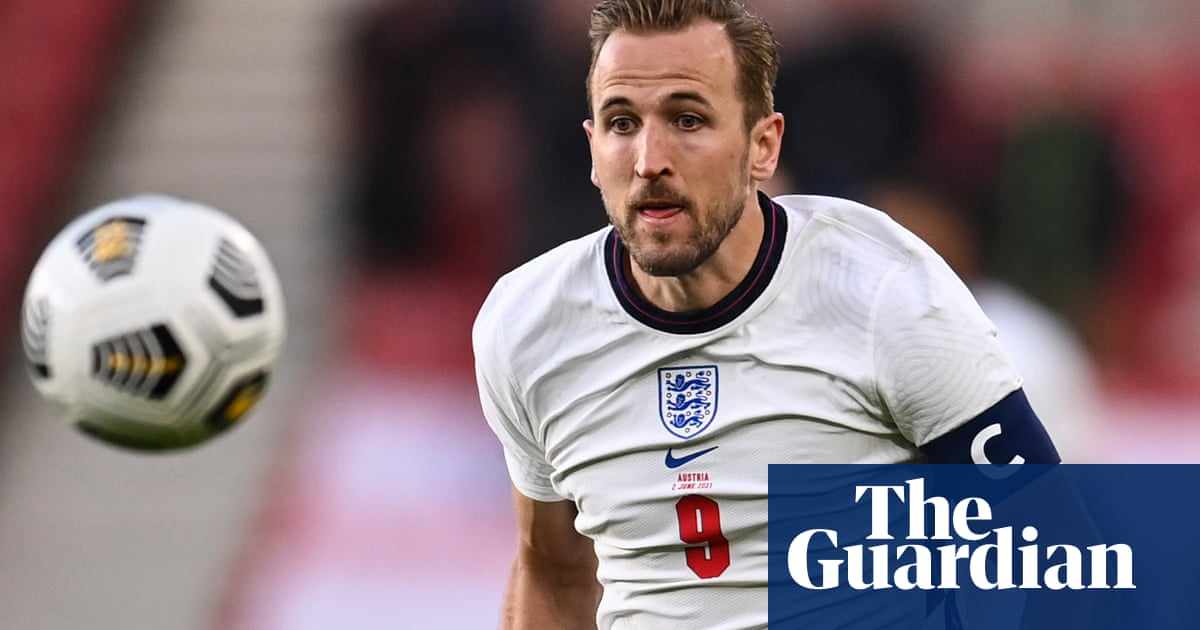 Harry Kane feels England in 'better place' than at 2018 World Cup