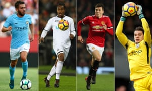 A few of Benfica's academy graduates – including Bernardo Silva, Renato Sanches, Victor Lindelof and Ederson – have ended up in the Premier League.