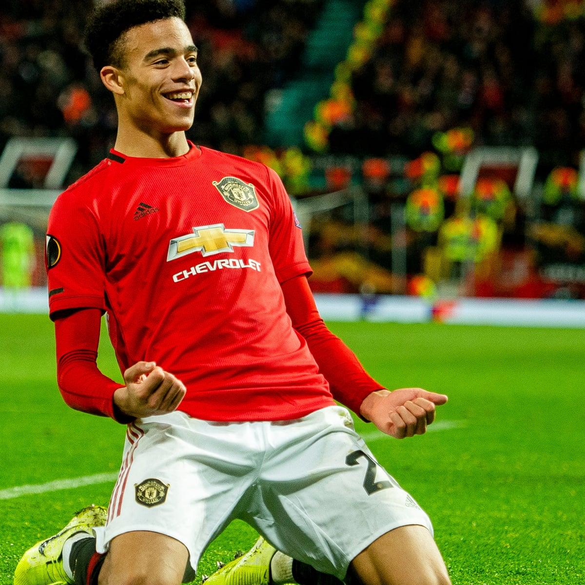 Mason Greenwood Double Leads Manchester United Past Az Alkmaar Europa League The Guardian