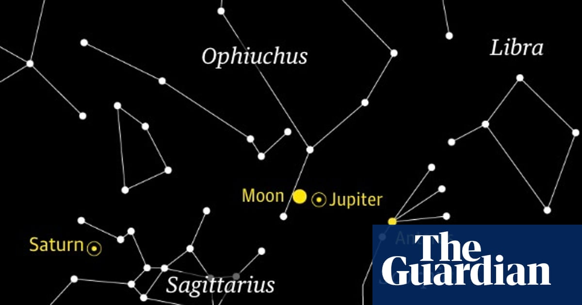 Starwatch: close encounters with Jupiter
