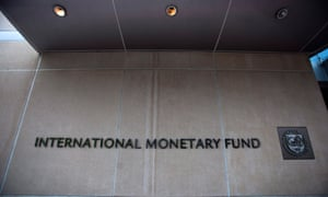 """The IMF is worried about 'abnormal market conditions"""" as the US heads towards a rate rise"""