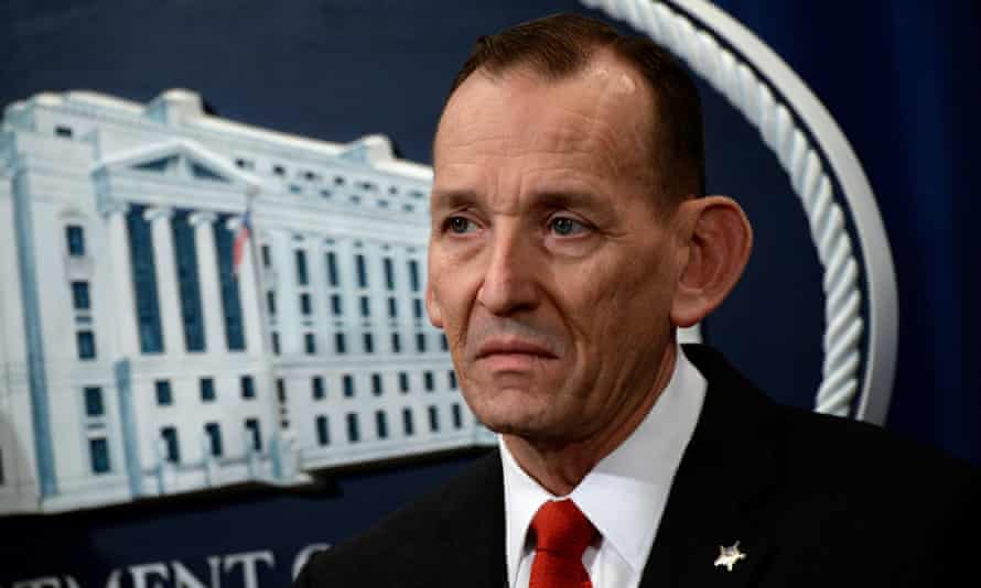 US Secret Service director Randolph Alles has been removed from his post just one day after homeland security secretary Kirstjen Nielsen was forced to resign.