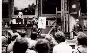 A 1976 auction.