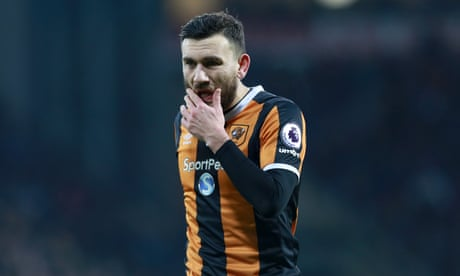 Robert Snodgrass wants to stay in Premier League despite China offers