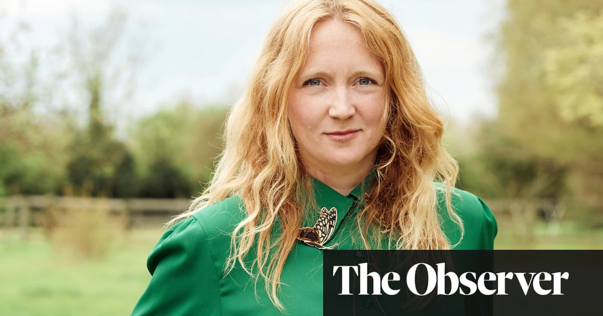 Hollie McNish: 'I have to psych myself up to share'
