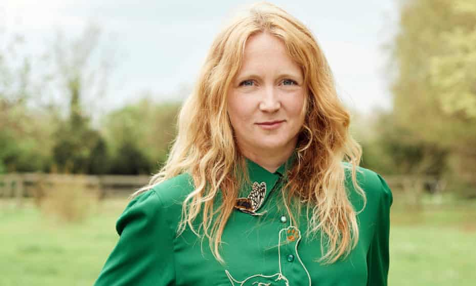 Hollie McNish photographed near her home in Cambridge