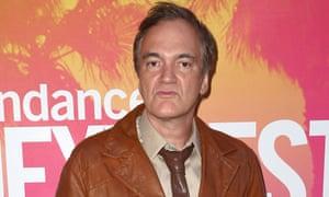 Quentin Tarantino in August 2017.
