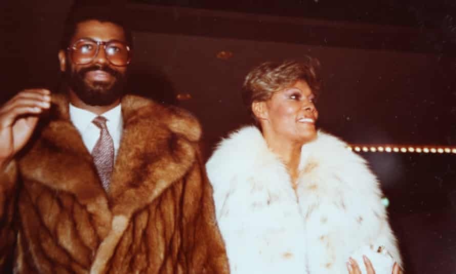 Pendergrass with Dionne Warwick.