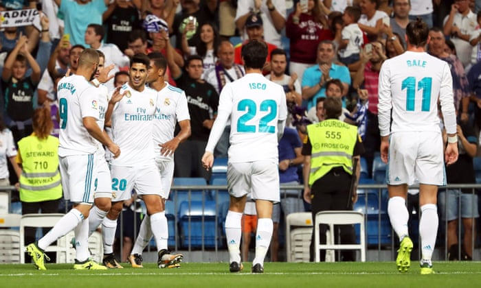 Asensio double saves Real Madrid from Valencia defeat